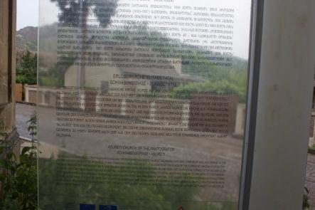 4.6.18 Gedenktafel an der Kirche in Asureti